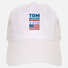 Patriotic Tom Sullivan Baseball Baseball Cap