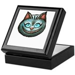 Cheshire Cat Keepsake Box