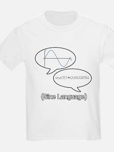 Sine Language T-Shirt
