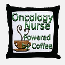 Unique Oncology rn Throw Pillow