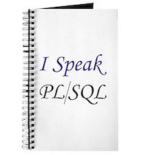 """""""I Speak PL/SQL"""" Journal"""