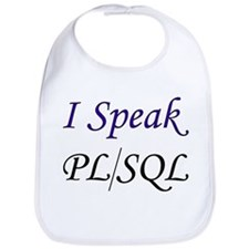"""I Speak PL/SQL"" Bib"