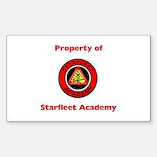 Star Trek Old School Decal