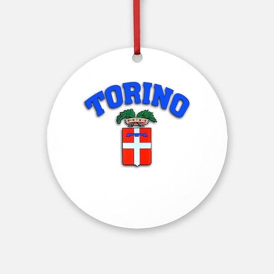 Torino Torino Torino! Ornament (Round)