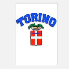 Torino Torino Torino! Postcards (Package of 8)