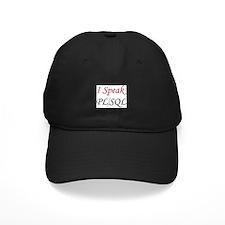 """""""I Speak PL/SQL"""" Baseball Hat"""