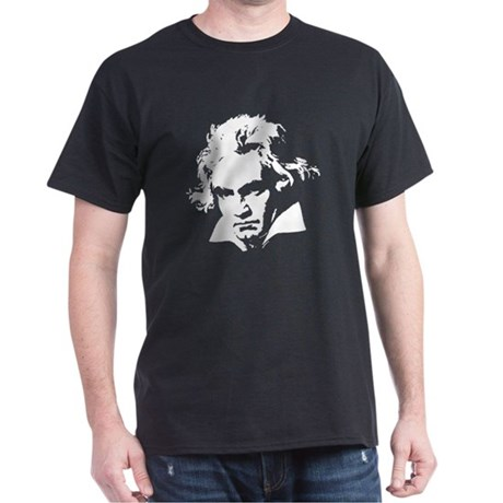 Beethoven Black T-Shirt