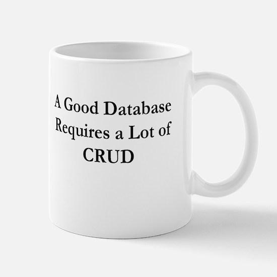 """I Speak SQL"" & CRUD Mug"