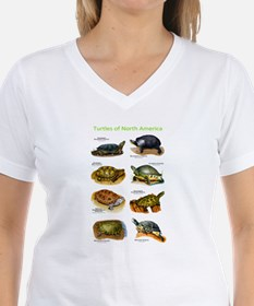 Turtles of North America Shirt