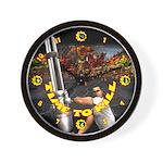 Serious Action Clock