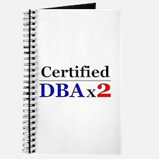 """""""DBAx2"""" Journal"""