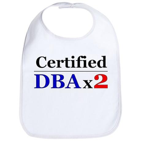 """""""DBAx2"""" Bib"""