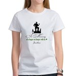 In Memory of a Logger Women's T-Shirt