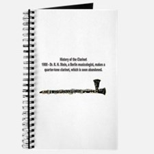 The Quarter-Tone Clarinet Journal
