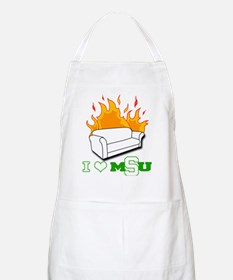 Michigan State Football Tailgate Apron
