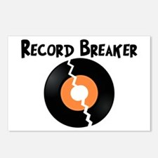 Record Breaker Postcards (Package of 8)