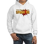 """Spank Me!"" Hooded Sweatshirt"