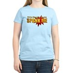 """Spank Me!"" Women's Light T-Shirt"