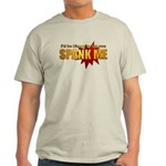 """Spank Me!"" Light T-Shirt"