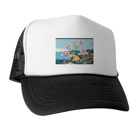Hokusai Gotenyama Hill Trucker Hat