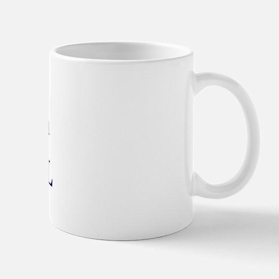 """PostgreSQL"" Mug"