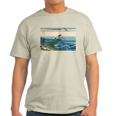 Hokusai Kajikazawa in Kai Province T-Shirt