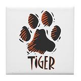 Tiger coasters Drink Coasters