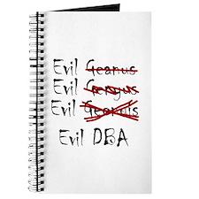 """Evil DBA"" Journal"