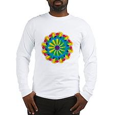 Divive Harmony Mandala Long Sleeve T-Shirt