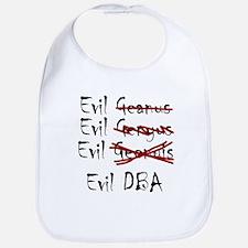 """""""Evil DBA"""" Bib"""