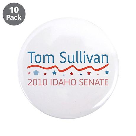 """2010 Idaho Senate 3.5"""" Button (10 pack)"""
