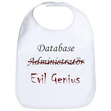 """DB Evil Genius"" Bib"