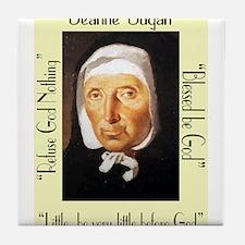 Nuns Jubilee Gifts II Tile Coaster