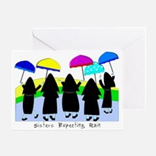 Nuns Jubilee Gifts II Greeting Card