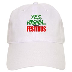 Yes, Virginia, There Is a Fes Baseball Cap