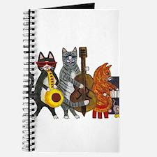 Jazz Cats Journal