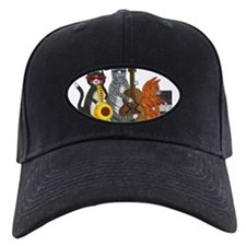 Jazz Cats Baseball Hat