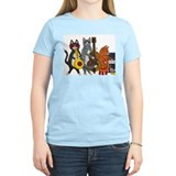Jazz cats Women's Light T-Shirt