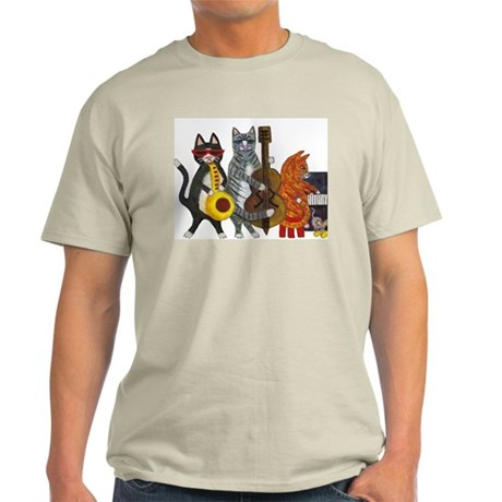 Jazz Cats Light T-Shirt