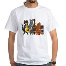 Jazz Cats Shirt