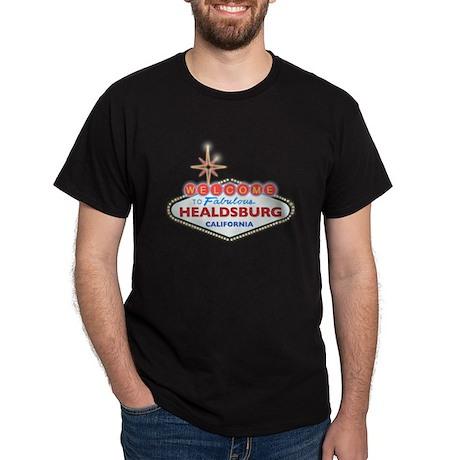 Fabulous Healdsburg Dark T-Shirt
