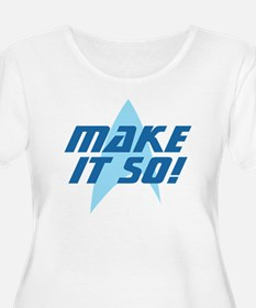 Star Trek: Make It So! T-Shirt