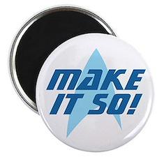 Star Trek: Make It So! Magnet