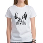 Whitetail deer,tag out Women's T-Shirt