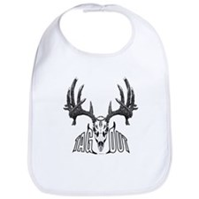 Whitetail deer,tag out Bib