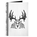 Whitetail deer,tag out Journal