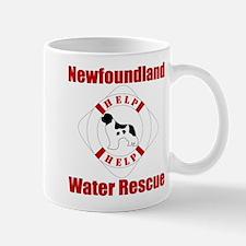 Help Landseer Help Mug