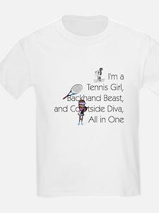 Tennis Court Diva T-Shirt