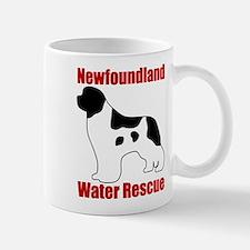 Landseer Water Rescue Mug