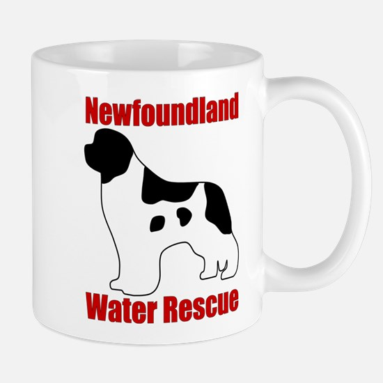 Landseer Water Rescue Mug